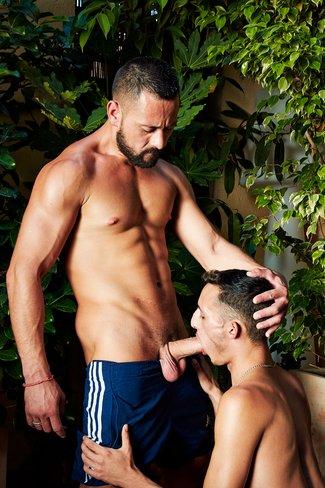 Cristian and Dorian