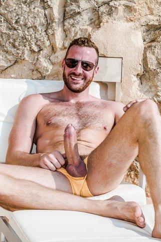 Tim on Mallorca